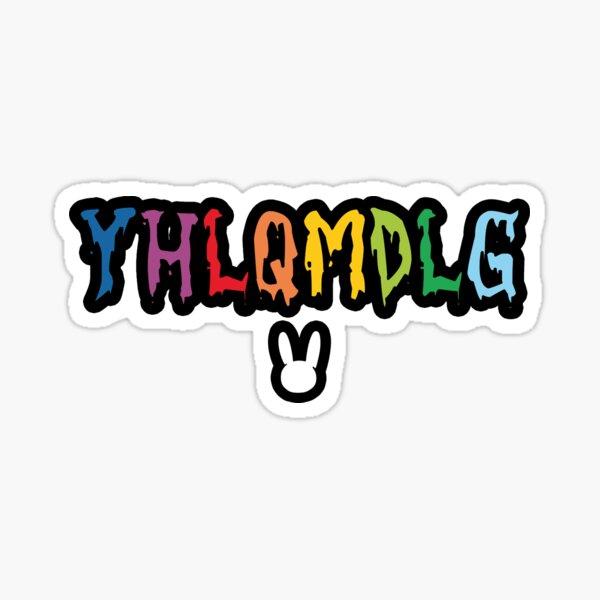 YHLQMDLG - Bad Bunny Sticker