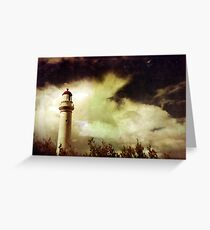 Lifes a Storm Greeting Card