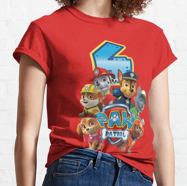 Paw Patrol Crew Classic T-Shirt