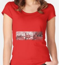 Ho Women's Fitted Scoop T-Shirt