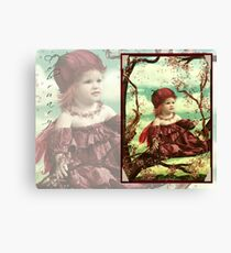 High in the Tree Top Canvas Print