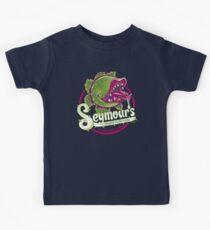 Seymour's Organic Plant Food Kids Tee