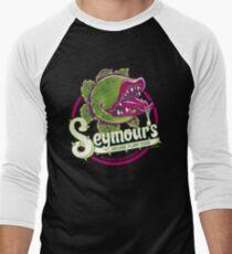 Seymour's Organic Plant Food Men's Baseball ¾ T-Shirt