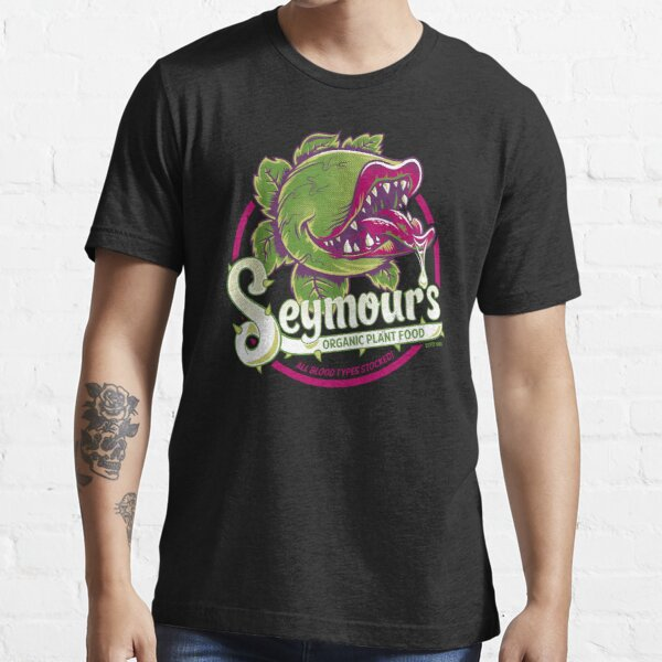 Seymour's Organic Plant Food - musical theatre - vintage - cult movie Essential T-Shirt