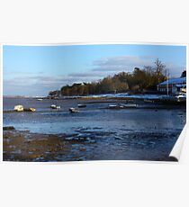 The Stour Estuary Manningtree Essex Poster