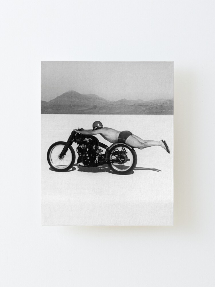 Alternate view of Motorcyclist Magazine - Free Wheeling Mounted Print