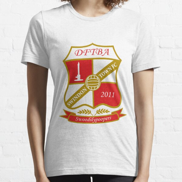 The Swindon Town Swoodilypoopers Essential T-Shirt