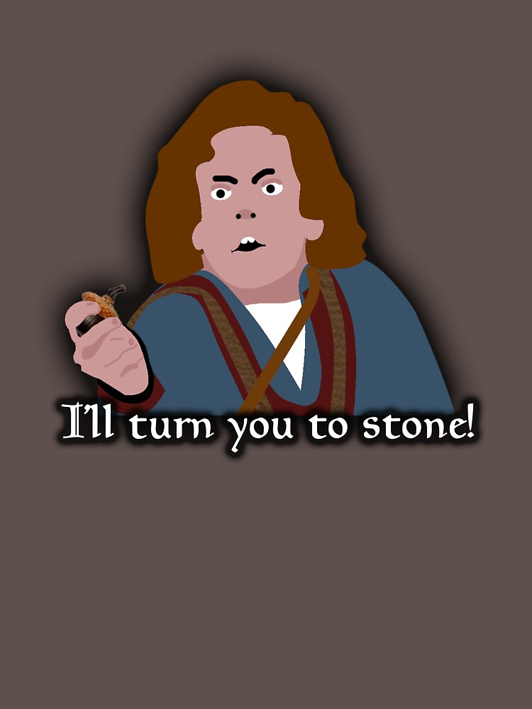 Willow - I'll turn you to stone! by jonnyboy98
