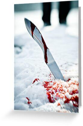 Knife  by Josephine Pugh