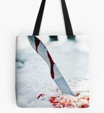 Knife  Tote Bag