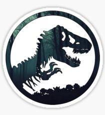 Jurassic Park Stickers | Redbubble