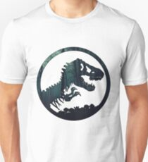 Jurassic Forest Slim Fit T-Shirt