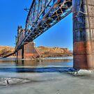Fairview  Bridge by pdsfotoart