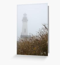 Rising From the Mist Greeting Card