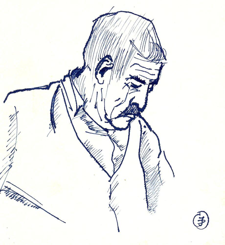 The Grandfather by ivDAnu