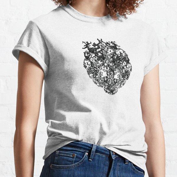 IMG-1067H: Metaphysical Heart Classic T-Shirt