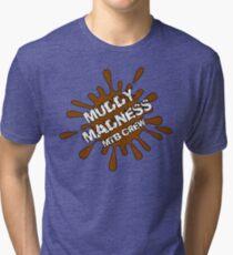 Muddy Madness MTB Crew Tri-blend T-Shirt