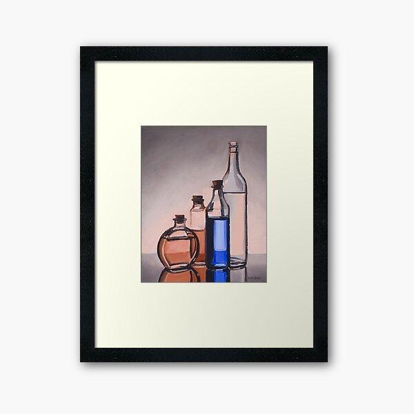 Potions II Framed Art Print