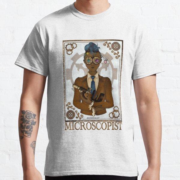 Microscopist (SteamPunk Art) Classic T-Shirt