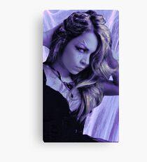 Violet Vixen Canvas Print
