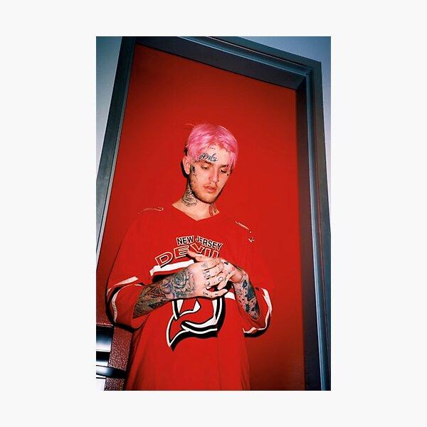 Lil Peep Hellboy pleine longueur Impression photo