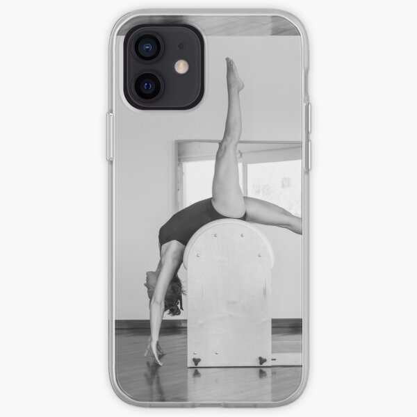 Pure Pilates with your teacher Ivana. Look great in Ibiza iPhone Soft Case