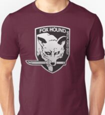 Fox Hound Special Force Group T-Shirt