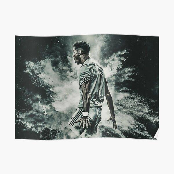 Cristiano Ronaldo Feier Poster