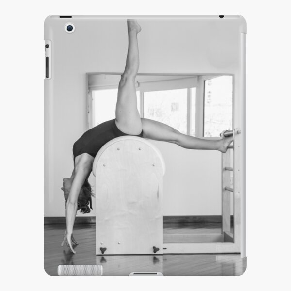 Pure Pilates with your teacher Ivana. Look great in Ibiza iPad Snap Case