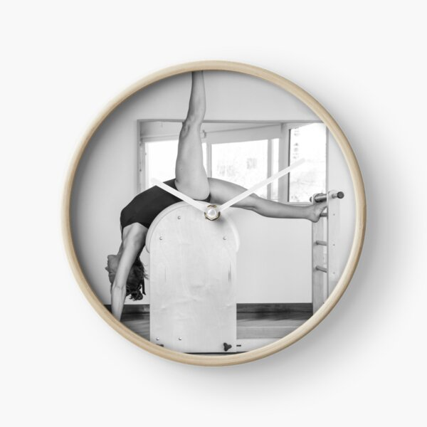 Pure Pilates with your teacher Ivana. Look great in Ibiza Clock