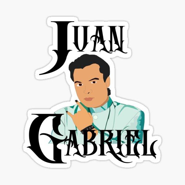 Juan gabriel Pegatina