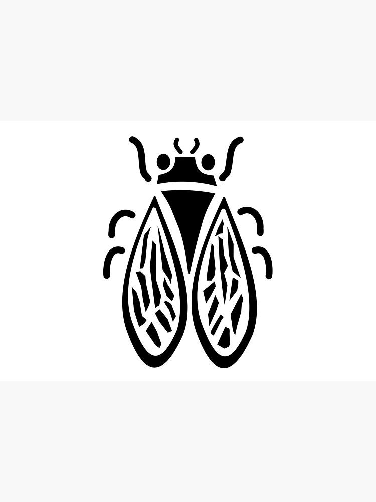 Cicada Bug by Reethes