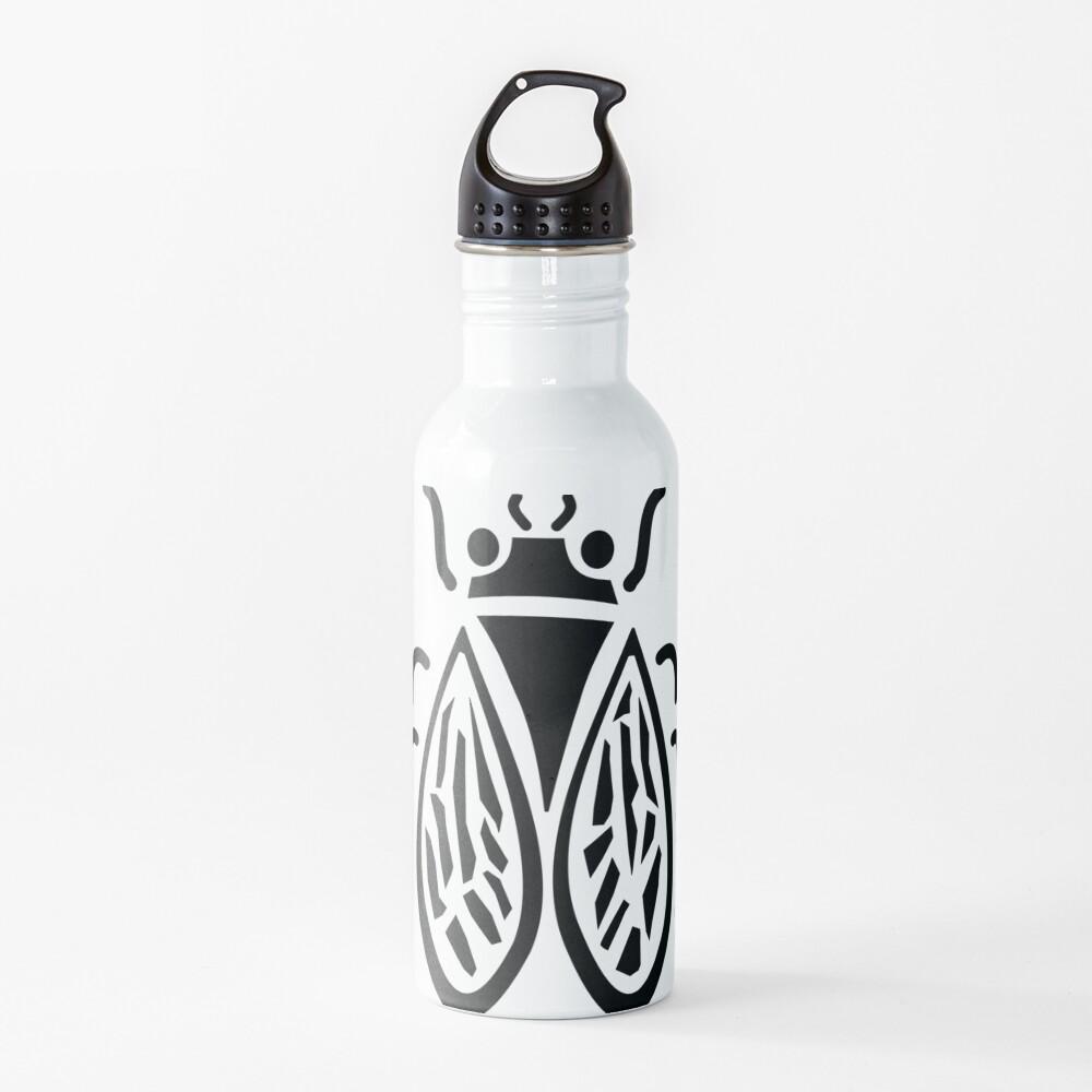 Cicada Bug Water Bottle
