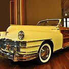 1947 Chrysler Town & Country Convertable by resin8n