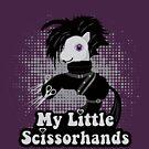 My Little Scissorhands by Staberella