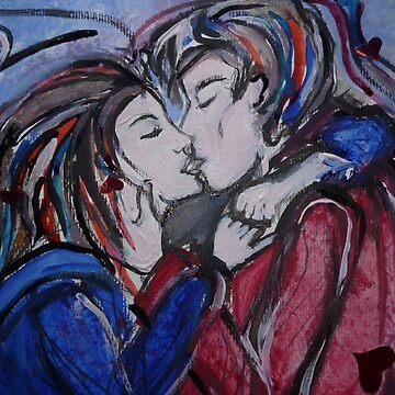 Passionate Valentines by AntheaSlade