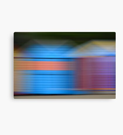 Moving Boxes 3 Canvas Print