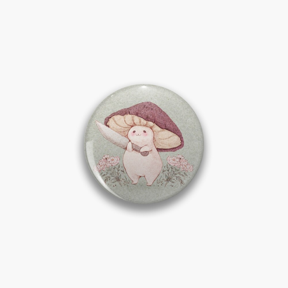 Let me see what you have little Mushroom (no text) Pin