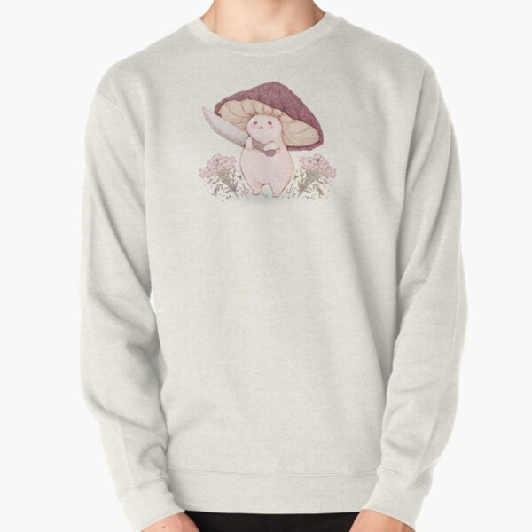 Let me see what you have little Mushroom (no text) Pullover Sweatshirt