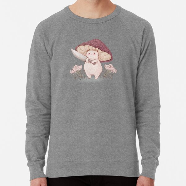 Let me see what you have little Mushroom (no text) Lightweight Sweatshirt