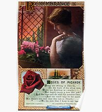 Roses of Picardy Poster