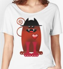 BIG RED Women's Relaxed Fit T-Shirt