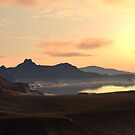 Golden Sunrise by Hugh Fathers