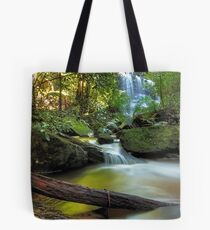 Serenity in the Mountains Tote Bag