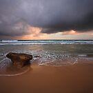 Beares Beach by David Haworth