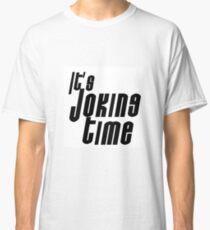 Joker It's Joking Time Classic T-Shirt