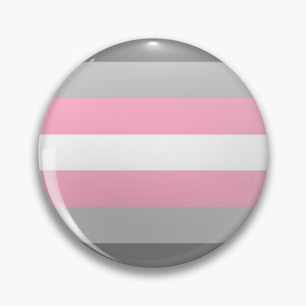 Demigirl pride flag Pin