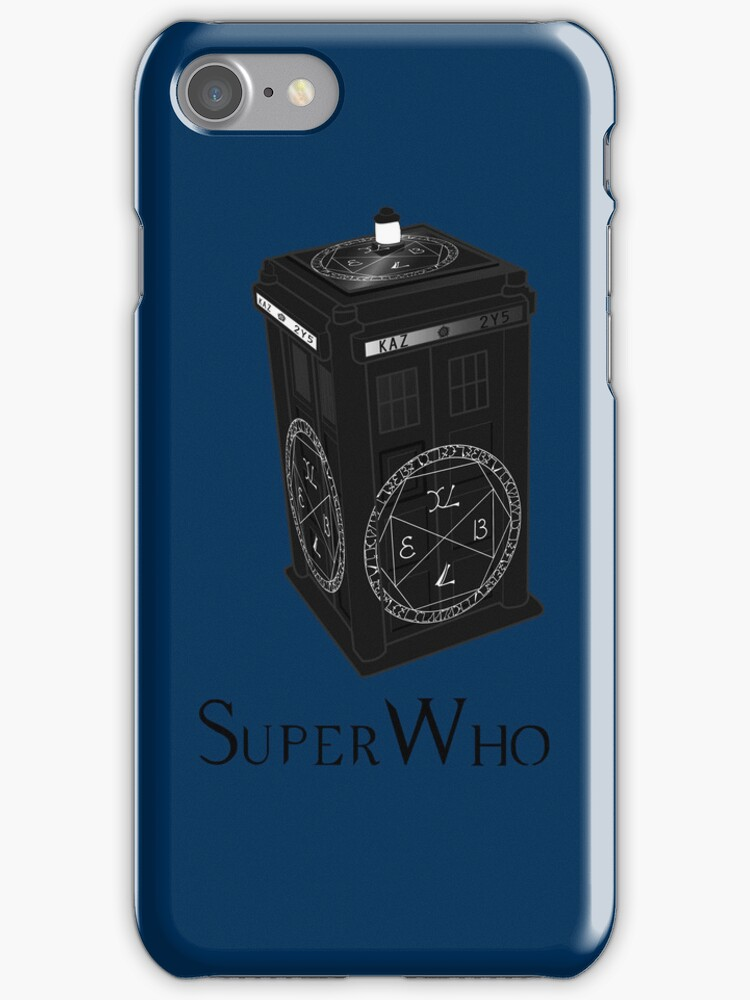 Superwho by FoxRiver