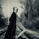 ''She Moves'' by Birgitta   †