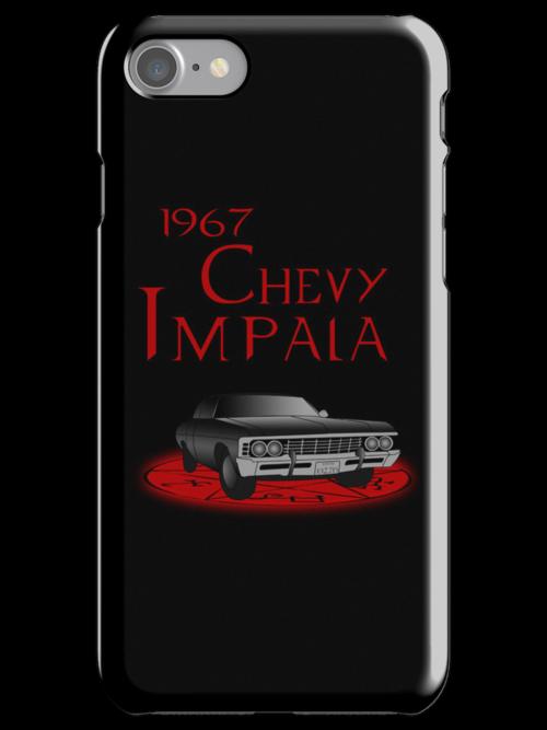 1967 Chevy Impala by FoxRiver